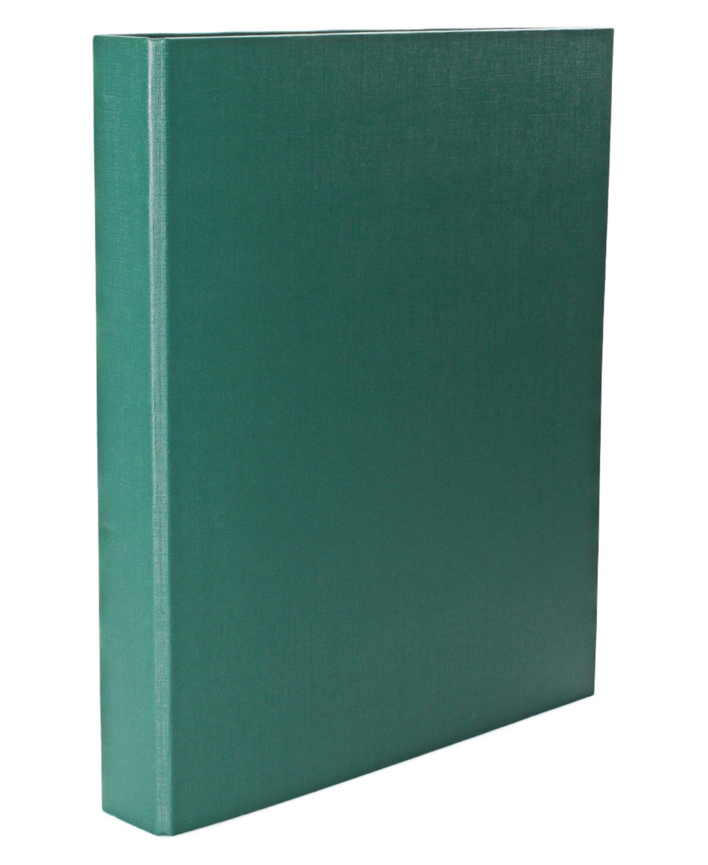 Marlin PVC Ring Binder File  - Green