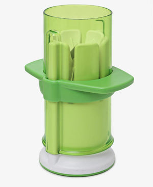 Progressive Wedge Slicer - Green