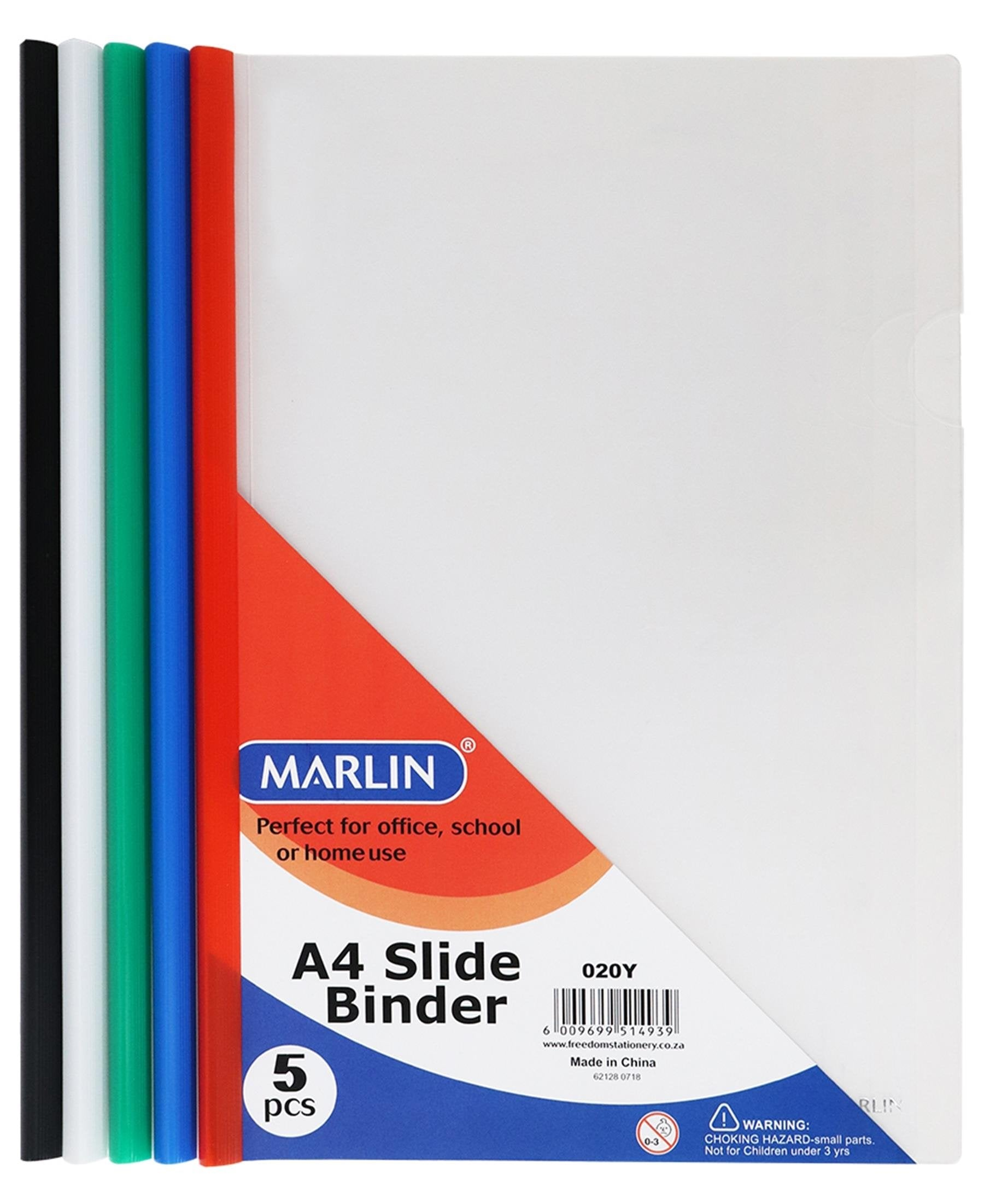 Marlin Slide Binder - Multi