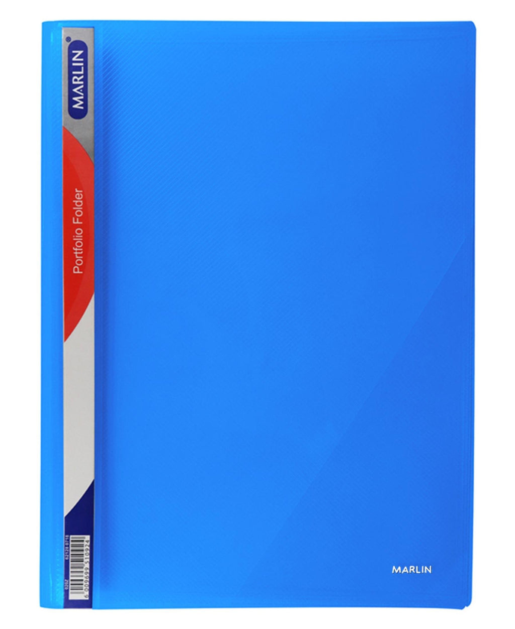 Marlin Portfolio Folder - Blue