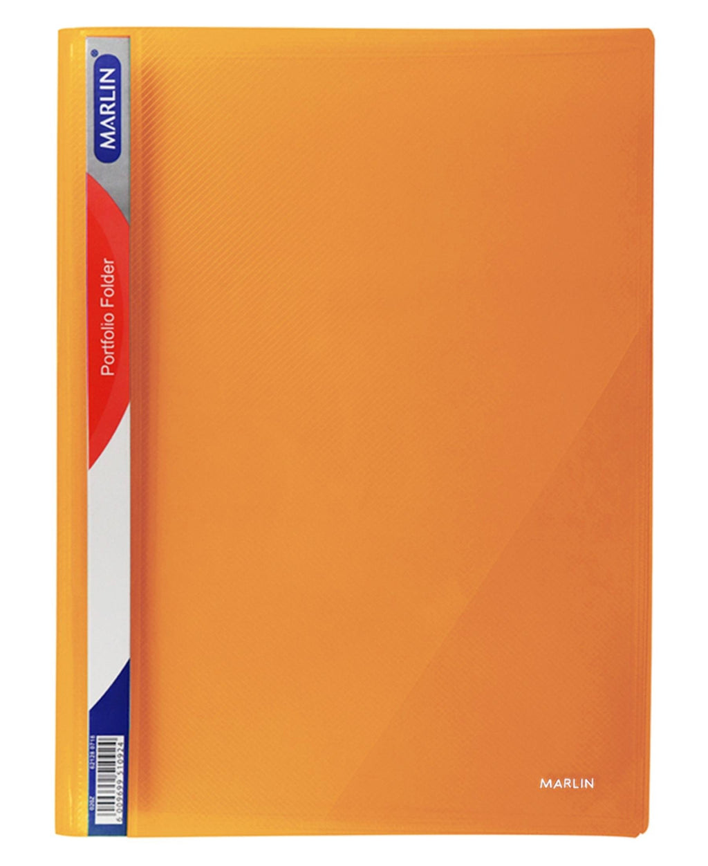 Marlin Portfolio Folder - Orange