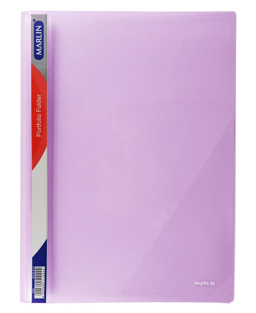 Marlin Portfolio Folder - Purple