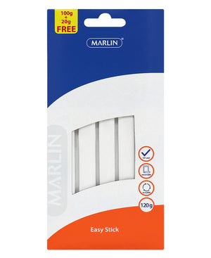 Marlin Easy Stik - White