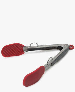 Silicon Tongs - Red