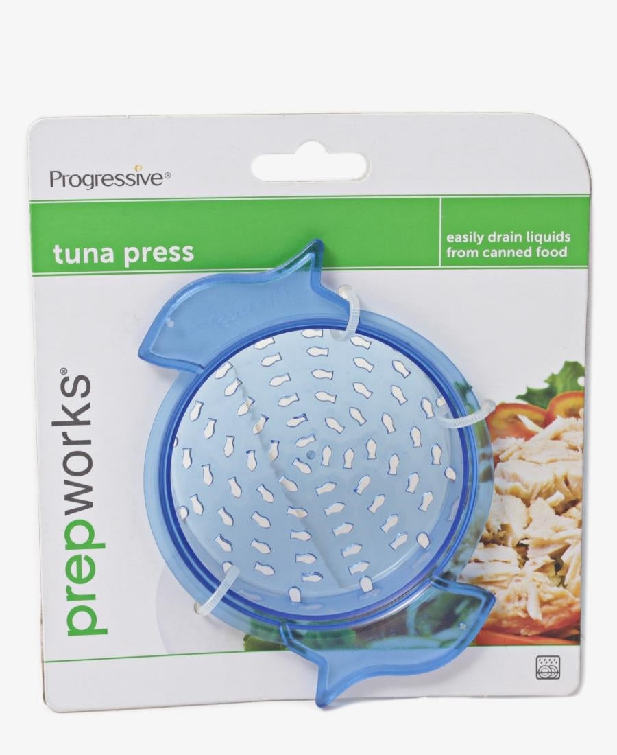Tuna Press - Blue