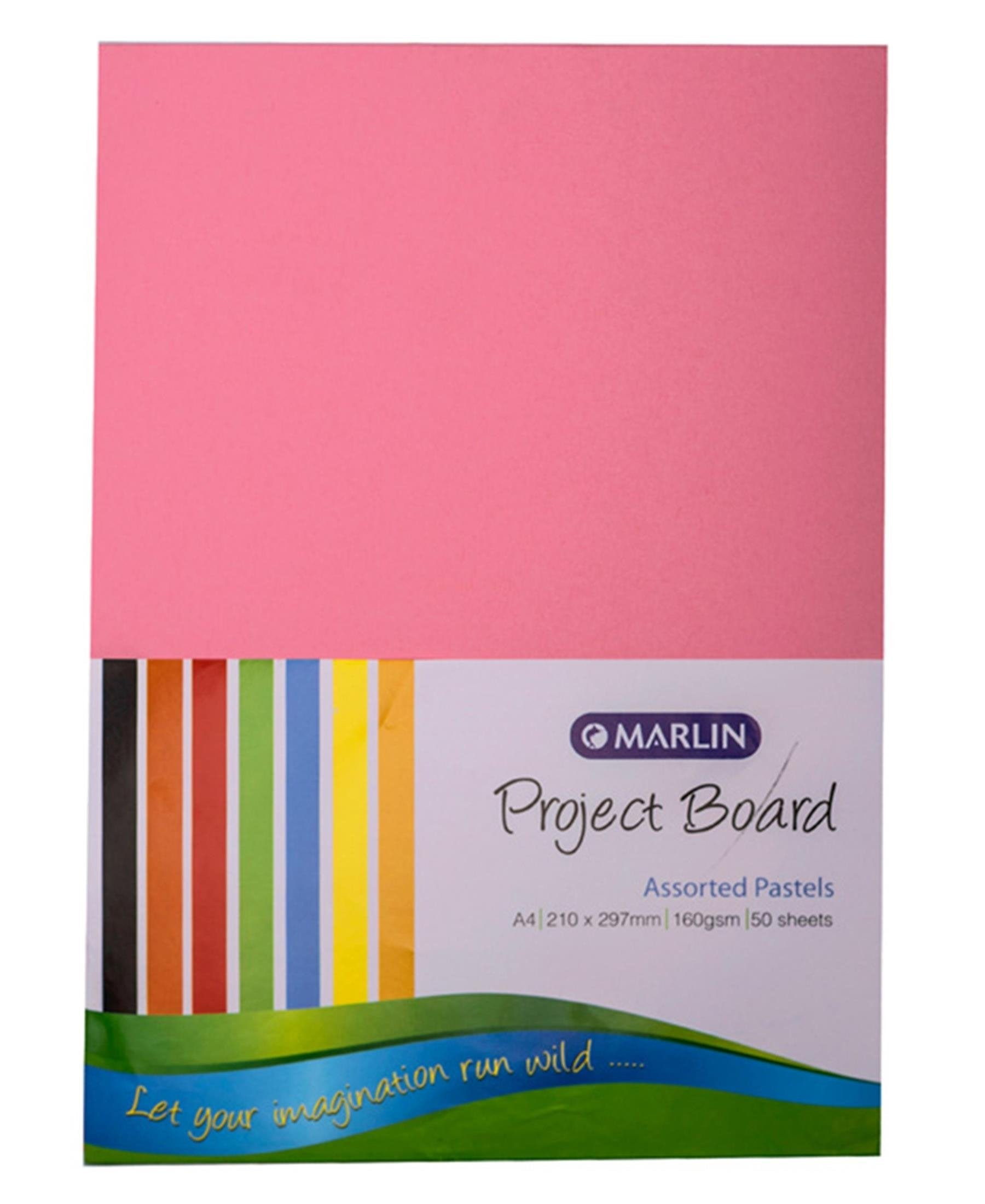 Marlin 50 Pack Project Boards - Multi