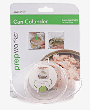 Can Colander - Clear