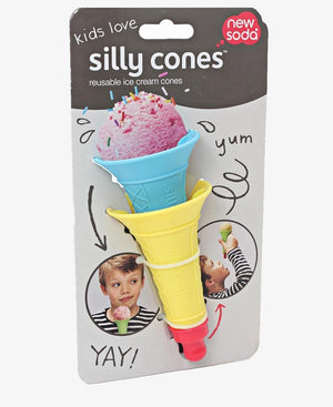 Silly Cones - Multi