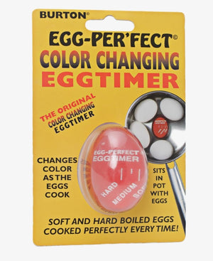 Egg Perfect Timer - Red