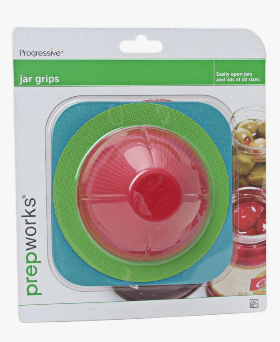 Jar Grips - Red