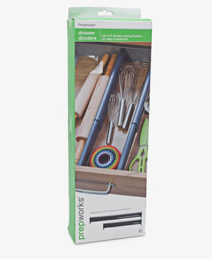 Drawer Divider Set - Grey