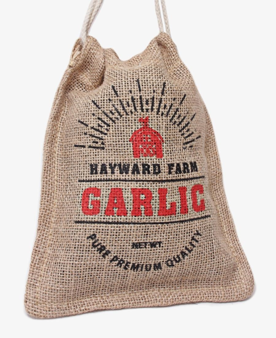 Garlic Bag - Khaki