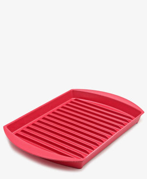 Microwave Grill - Red