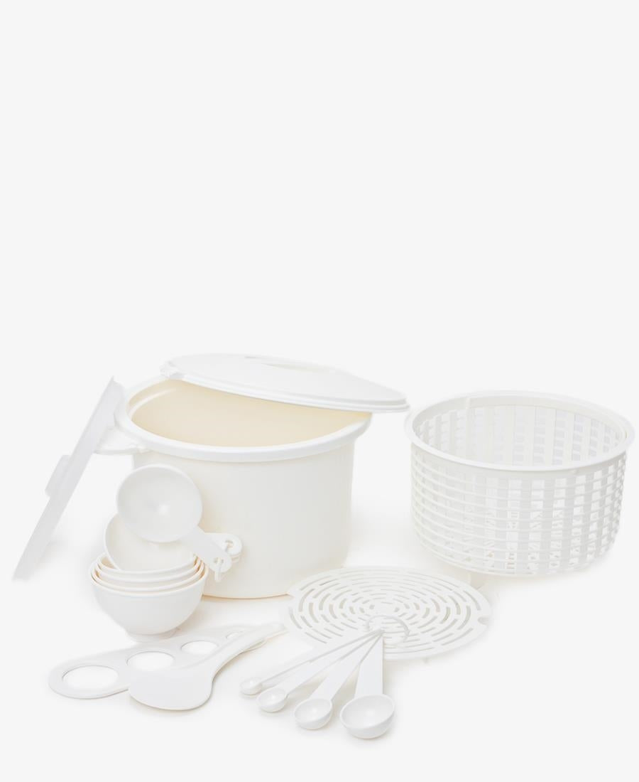 Progressive Rice Pasta Set - White