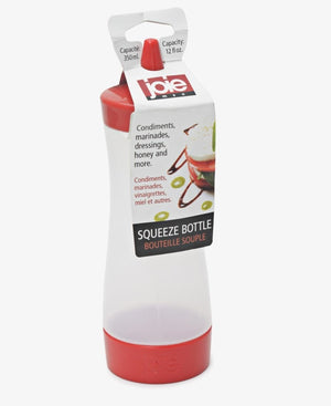 Joie 350ml Squeeze Bottle - Red