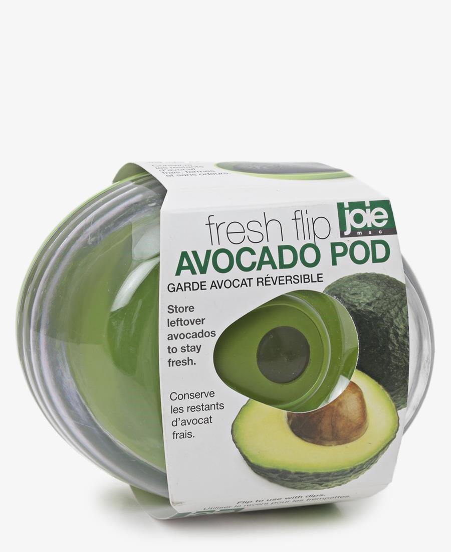 Joie Fresh Flip Avocado Pod - Green