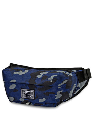 Academy Waist Bag - Blue