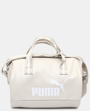 Puma Mini Barrel Bag - Beige