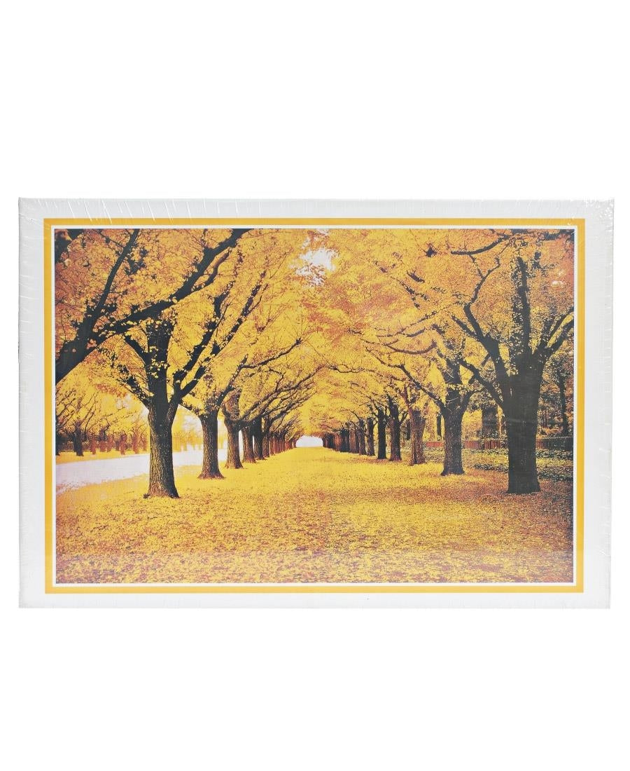 1000 Piece Jigsaw Puzzle - Yellow