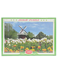 1000 Piece Jigsaw Puzzle - Green