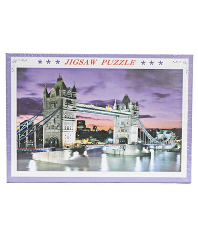 1000 Piece Jigsaw Puzzle - Purple