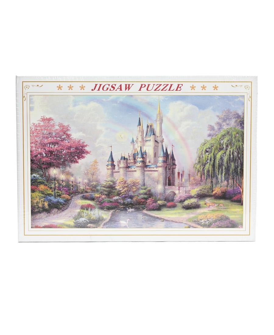 1000 Piece Jigsaw Puzzle - Multi