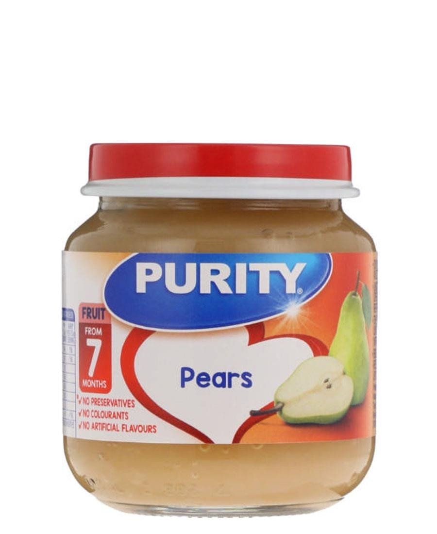 Purity Pears 125ml - Beige