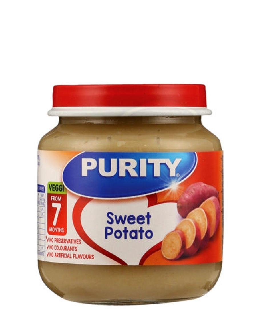 Purity Sweet Potatoe 125ml - Beige