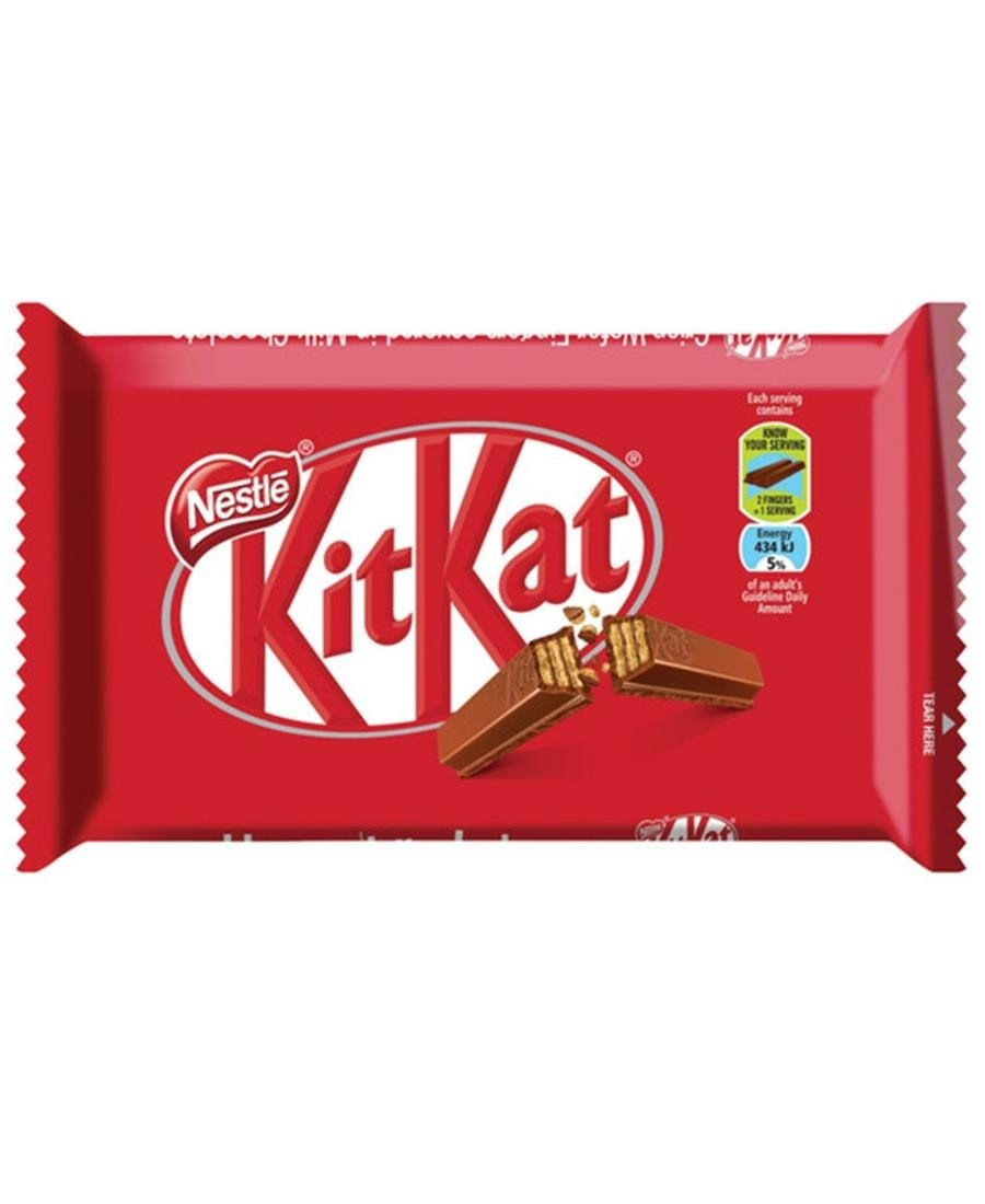 Kit Kat 4 Finger 41.5g - Red
