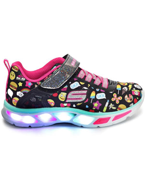 Girls Litebeams - Black