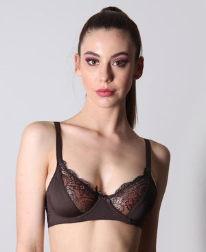 2 Pack Lace Bra - Pink