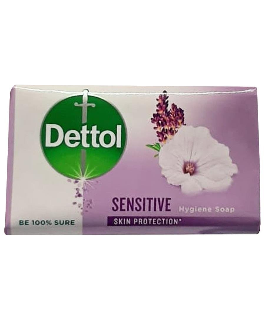 Dettol Hygiene Soap Sensitive 175g - Green