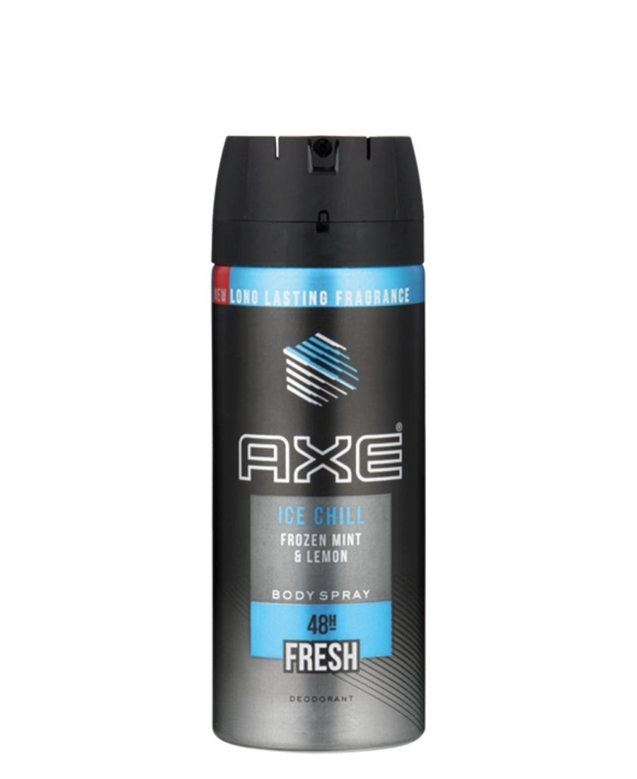 Axe Deo Ice Chill 150ml - Black