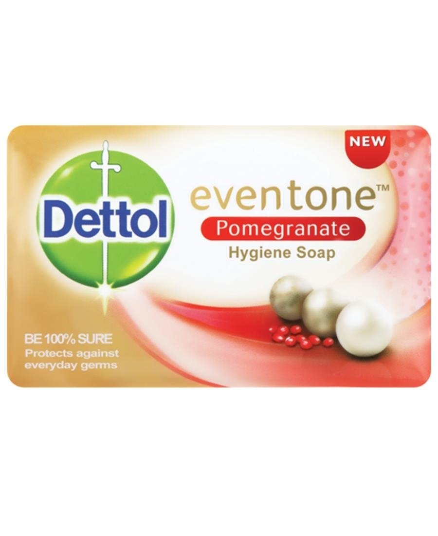 Dettol soap pomegranate 175g - Pink