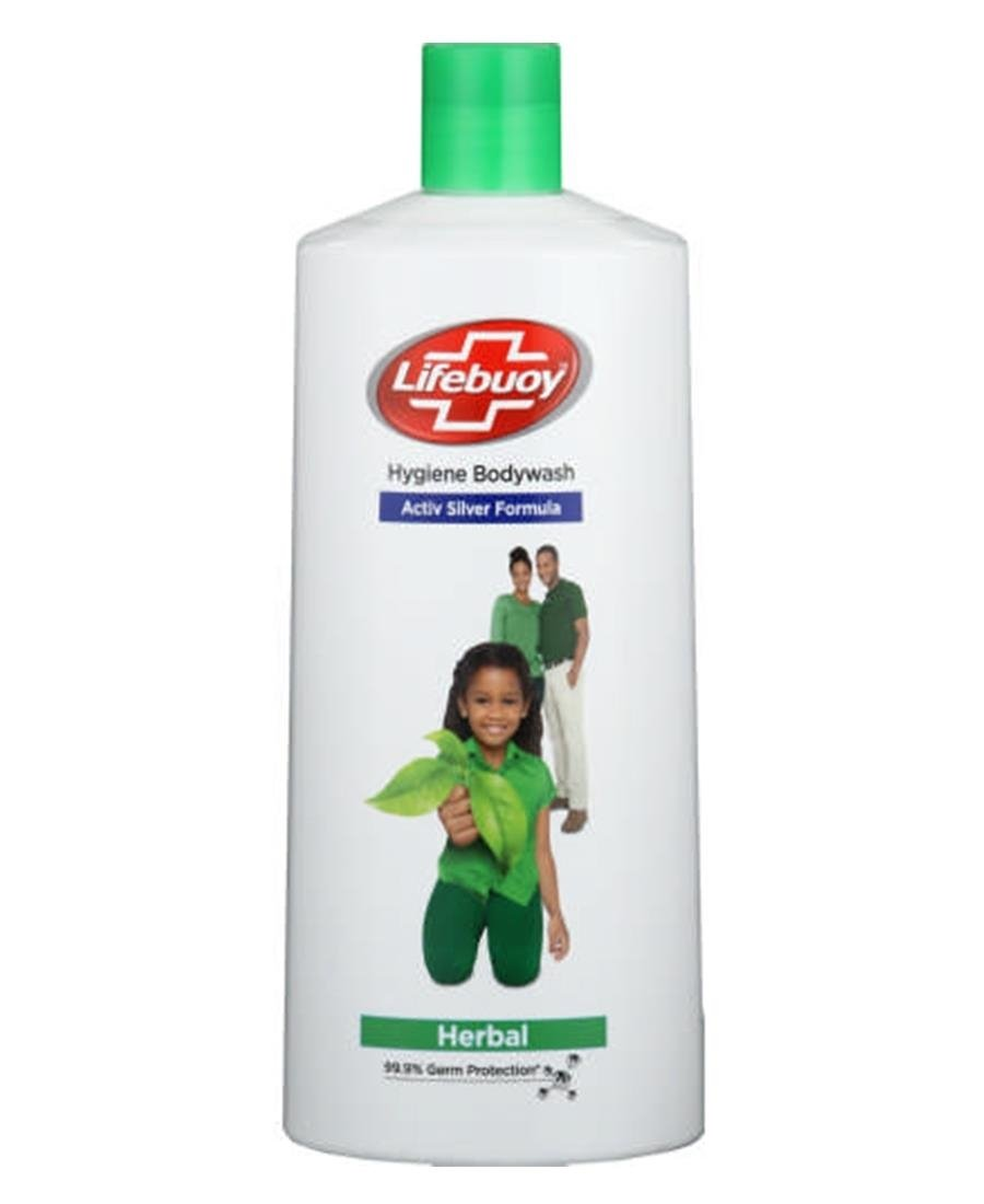 Lifebuoy Herbal Body Wash 750ml - Green
