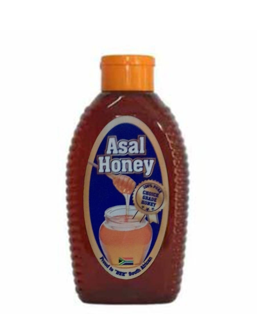 Honey Asal Squeeze 500g - Honey