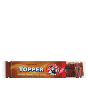 Bakers Topper Chocolate 125g - Choc