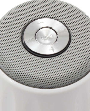 Bluetooth Speaker - White