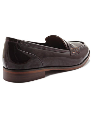 Penny Moccasin - Maroon