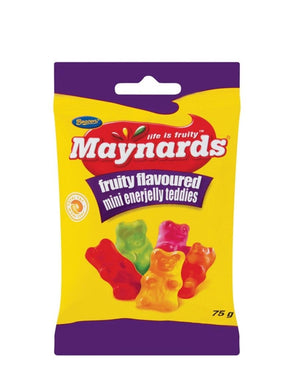 Maynards Jelly Teddies 75g - Multi