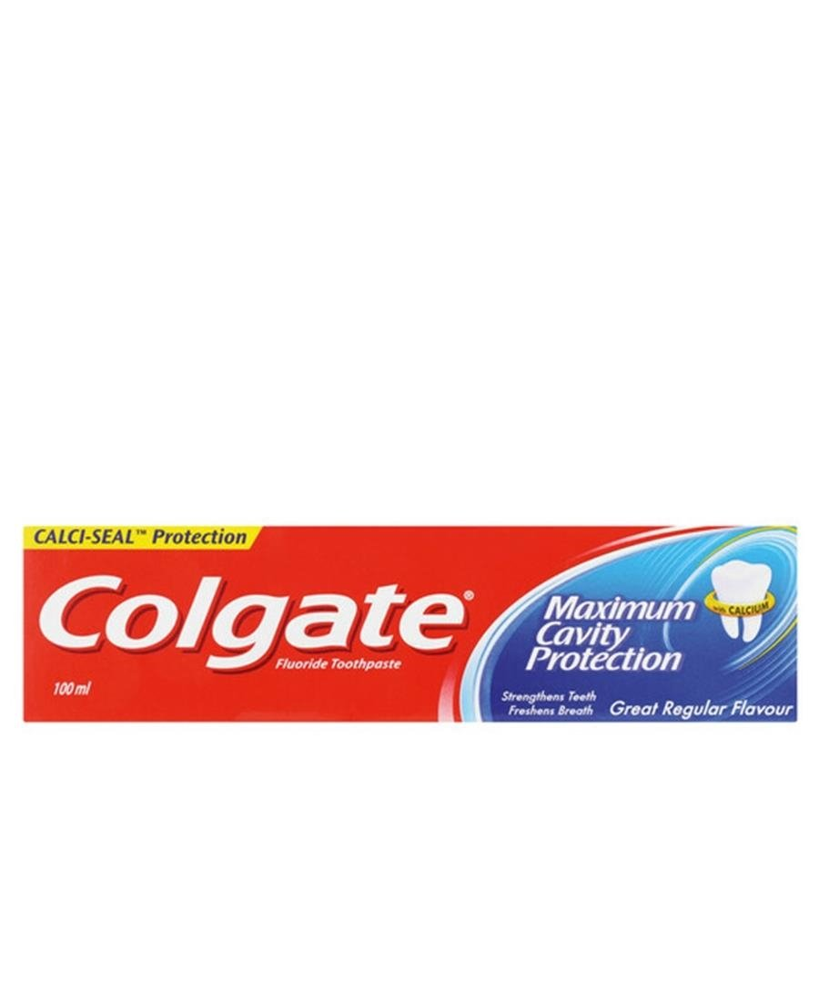 100ml Fluoride Toothpaste - Red