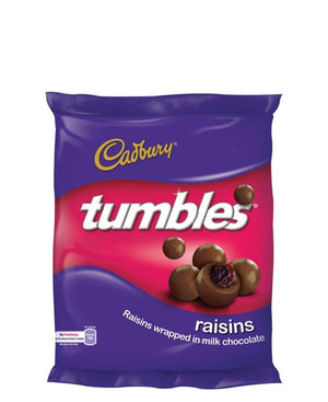 Cadbury Tumbles Raisins 65g - Purple