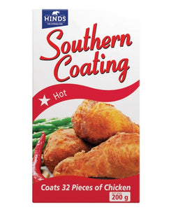 Hinds Southern Fried Hot 200g - Red
