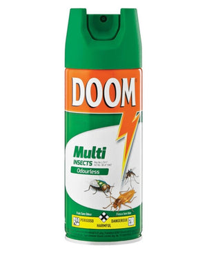 Doom Odourless 300ml - Green