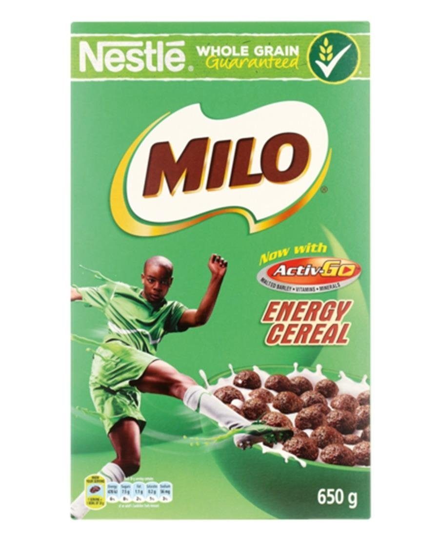 Milo Cereal 650g - Green