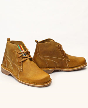Ladies' Puma Terrae Mid Africa - Tan