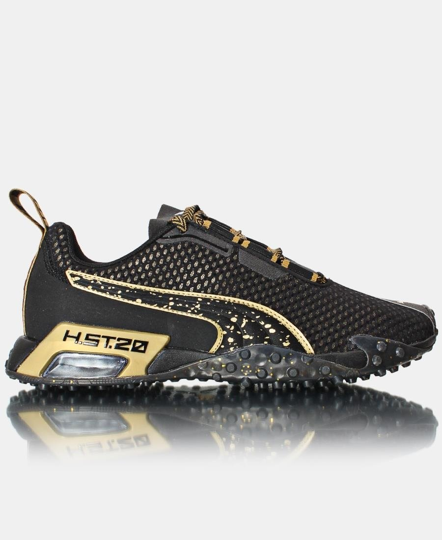 Ladies' Puma H.ST.20 - Black-Gold