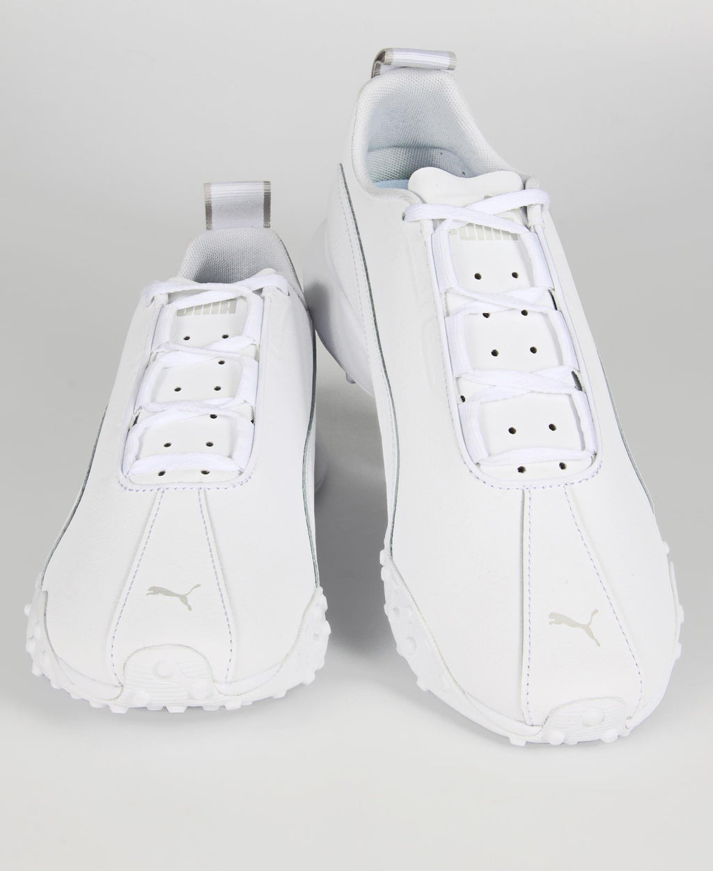 Men's H.ST.20 Leather Sneakers  - White