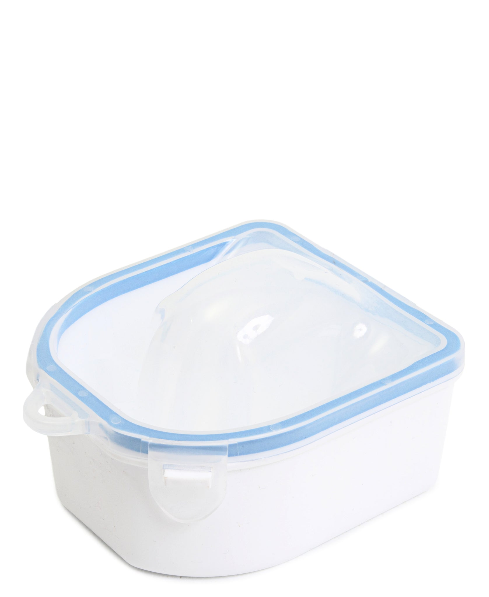 5 Fingers Nail Soaking Bowl - Blue