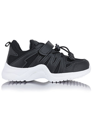 Boys Sneakers - Black
